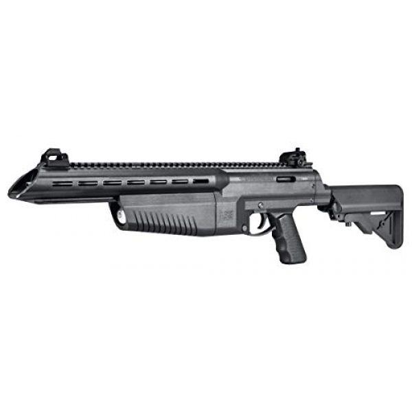 Umarex Air Rifle 3 Umarex AirJavelin Arrow Gun Air Rifle with 3 Carbon Fiber Arrows, Black