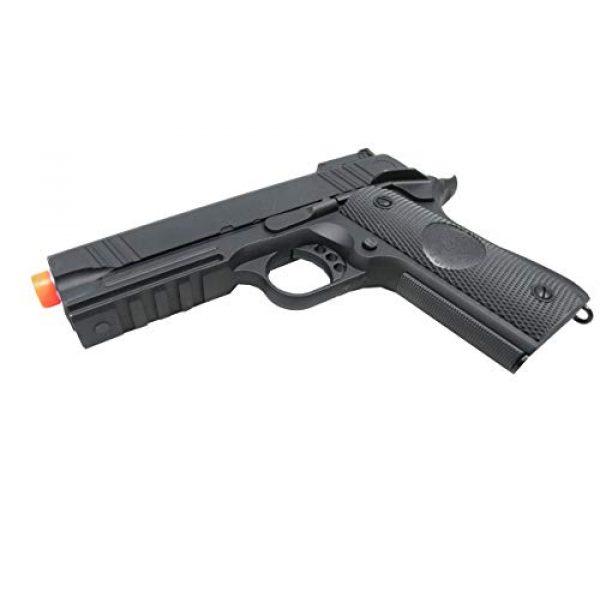 JG Airsoft Pistol 4 JG / Golden Eagle 3022 Full Metal 4.3 Hi-Capa 1911 RIS Airsoft Spring Pistol