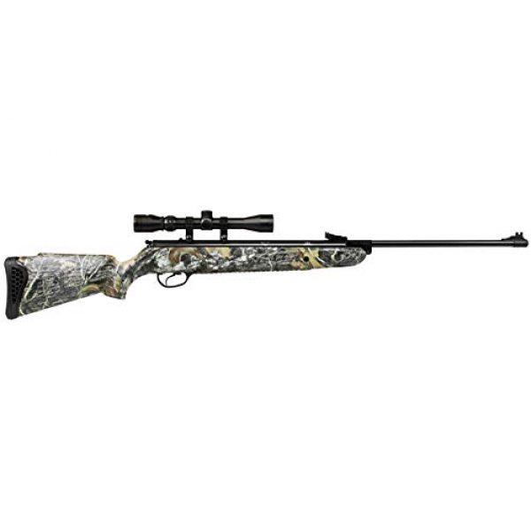Wearable4U Air Rifle 6 Hatsan Mod 85 Spring Camo Combo Air Rifle with Wearable4U 100x Paper Targets and Lead Pellets Bundle