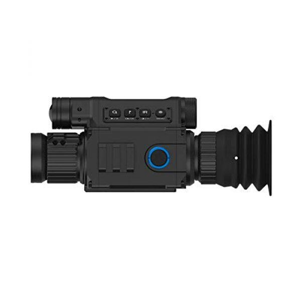 DJym Rifle Scope 1 DJym Infrared Night Vision, Thermal Imaging Night Vision Digital Video Patrol Hunting
