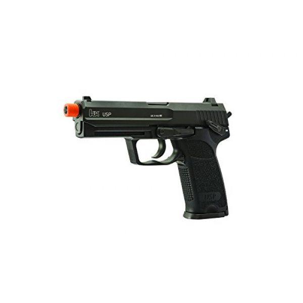 Elite Force Airsoft Pistol 2 Elite Force HK Heckler & Koch USP 6mm BB Pistol Airsoft Gun, Blowback Action, Black, One Size (2275043)
