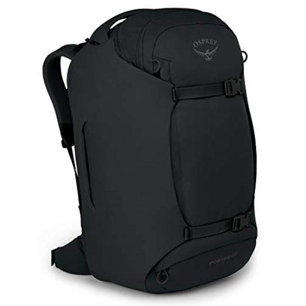 Osprey Tactical Backpack 1 Osprey Porter 65 Travel Backpack