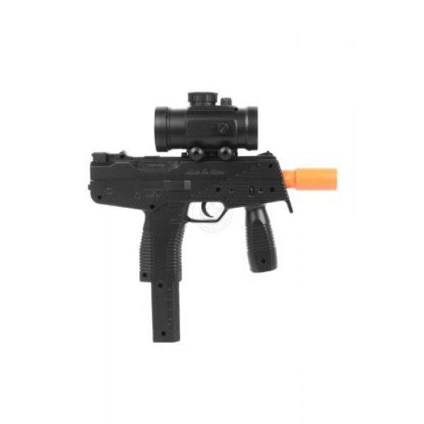DE Airsoft Pistol 4 airsoft deltaforce tactical ksr full size smg with electronic red dot scope(Airsoft Gun)