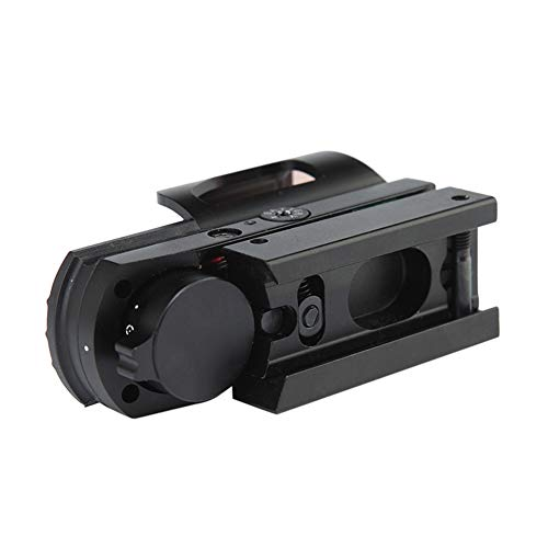 DJym Rifle Scope 4 DJym Red Dot Reflex Sight- Reflex Sight Optic and Substitute for Holographic Red Dot Sights