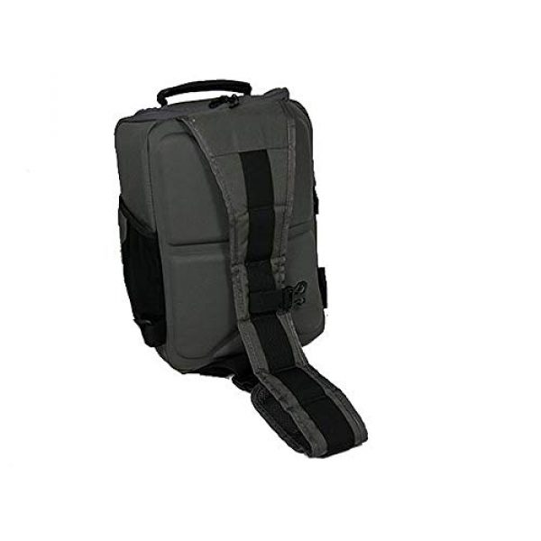 Cannae Pro Gear Tactical Backpack 3 Cannae Pro Gear Optio Sling Bag Pack with Ambidextrous Single Shoulder Strap