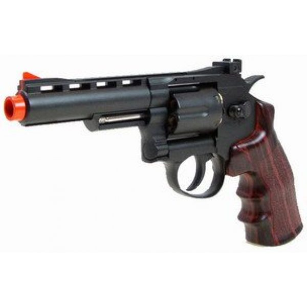 WG Airsoft Pistol 2 WG model-701b 4 revolver full metal co2 nbb(Airsoft Gun)