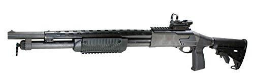 TRINITY Rifle Scope 4 Trinity Remington 870 Reflex Sight and Rail Mount