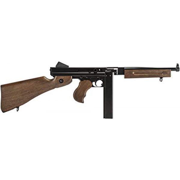 Wearable4U Air Rifle 3 Wearable4U Legends M1A1 BBS Air Rifle Air Gun and 5x12 CO2 Tanks and Pack of 1500ct Steel BBS Bundle