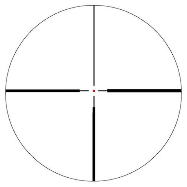 Vector Optics Rifle Scope 2 Vector Optics Matiz 3-9x50 Second Focal Plane (SFP) Tactical Riflescope with Red Dot Illuminated Reticle, 25.4mm Tube, 1/4 MOA Per Click Adjustment, Edge-to-Edge Image, Free Mount Rings, Lens Caps