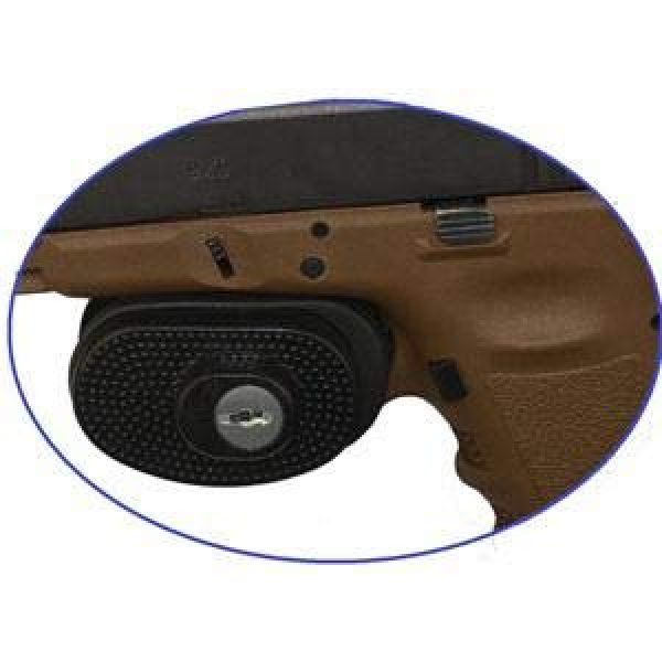 Gotical Gun Lock 3 Gotical - Keyed Gun-Lock Black Fits Pistols Rifles Shotguns