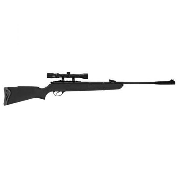 Hatsan Air Rifle 1 Hatsan 125 Air Rifle, Black Stock, Vortex Piston air Rifle