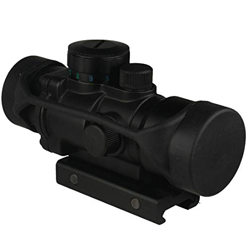 GOTICAL Rifle Scope 3 GOTICAL 3X30 3 Plus Compact Prism Scope RGB Chevron Reticle