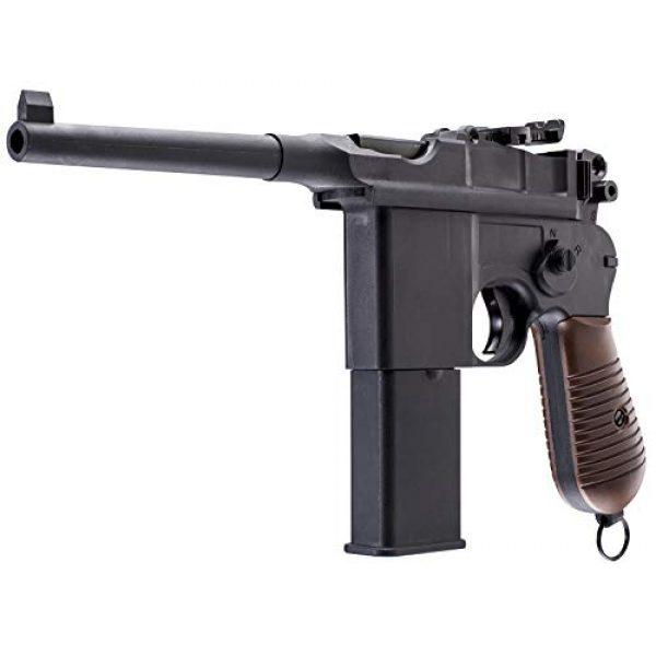 Umarex Air Pistol 1 Legends C96 .177 Caliber Steel BB Airgun