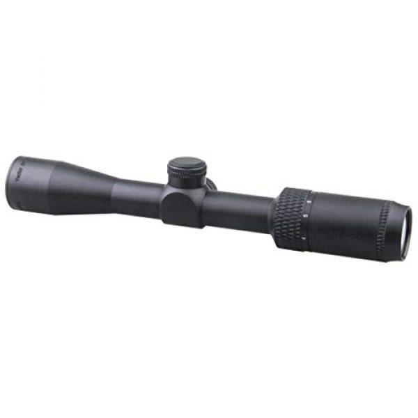Vector Optics Rifle Scope 6 Vector Optics Matiz 2-7x32mm, 25.4mm Tube, 1/4 MOA Per Click, Second Focal Plane (SFP) Tactical Riflescope