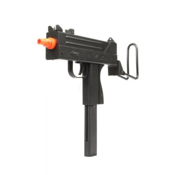BBTac Airsoft Pistol 3 bbtac m42f airsoft smg folding wire stock 200 fps spring gun with 26 round clip/magazine(Airsoft Gun)