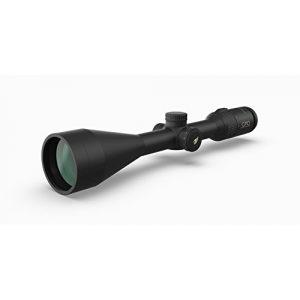 German Precision Optics Rifle Scope 1 PASSION 3X 4-12x50i