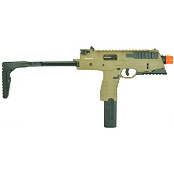 KWA Airsoft Pistol 2 KWA kmp9r ns2 gas blow back airsoft gun dark earth rail version(Airsoft Gun)