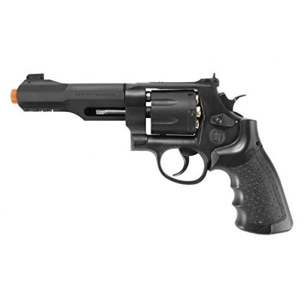Smith & Wesson Airsoft Pistol 1 Smith & Wesson Airsoft Revolver M&P R8 6Mm Black, 2275903, 2275903, 2275903, 2275903, One Size