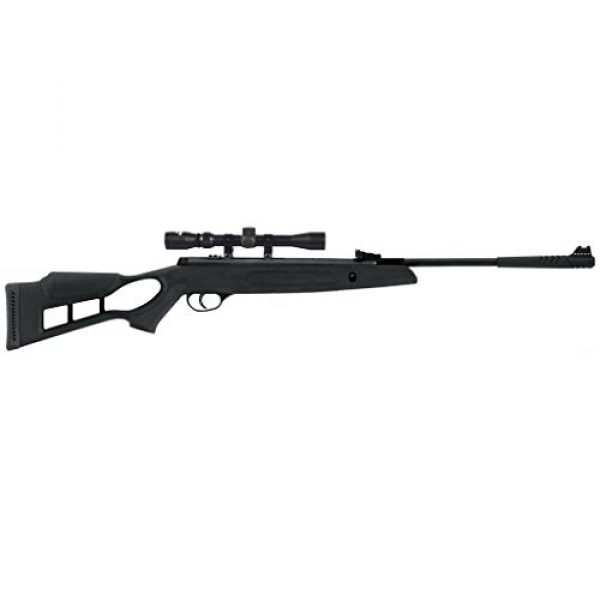 Wearable4U Air Rifle 2 Hatsan Edge Spring Combo Air Rifle with Included Wearable4U 100x Paper Targets and Lead Pellets Bundle
