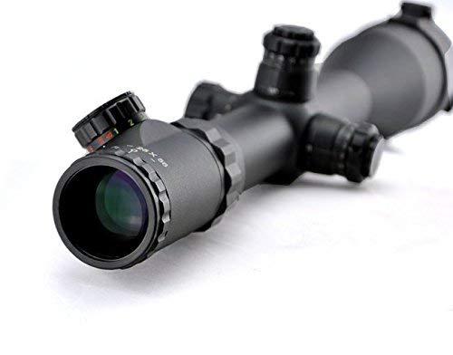 Visionking Rifle Scope 1 Visionking Rifle Scope 6-25X56 Side Focus 35 mm Tube Mil dot Tactical Long Range Hunting