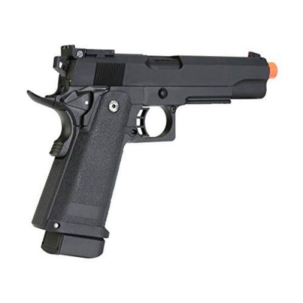 SRC Airsoft Pistol 6 SRC Hi-Capa 5.1 Co2 Airsoft Pistol [Airsoft Blowback]