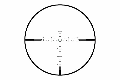 NightForce Rifle Scope 3 NightForce SHV 4-14x56 .250 MOA 30mm Riflescope, Black, MOAR Reticle C522