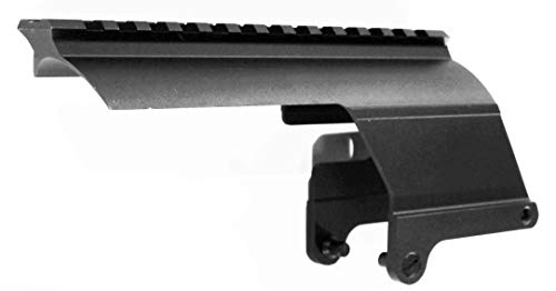TRINITY Rifle Scope 7 Trinity Hunting Sight and Single Rail Mount for Stevens 320 Pump Hunting Stevens 320 Accessories