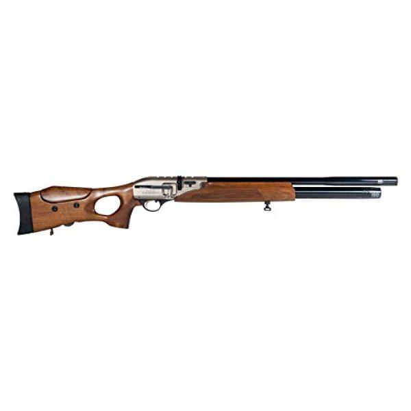Wearable4U Air Rifle 6 Hatsan Galatian Walnut QE Air Rifle with Included Wearable4U 100x Paper Targets and Lead Pellets Bundle