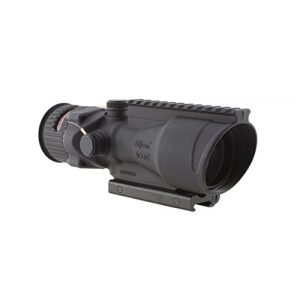 Trijicon Rifle Scope 1 ACOG 6 X 48 Scope Dual Illuminated Chevron .223 Ballistic Reticle