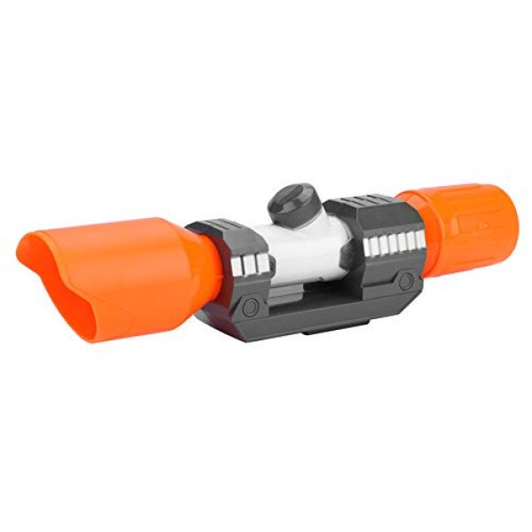 Yolispa Nerf Gun Scope 2 Yolispa Scope Sight Attachment with Reticle Accessory for Modify Toy Accessories