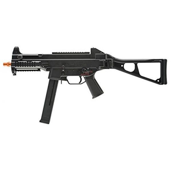 Wearable4U Airsoft Rifle 5 Umarex Elite Force HK UMP Elite Gen3 Automatic Green Gas 6mm BB Rifle Airsoft Gun, GBB with Wearable4U Bundle