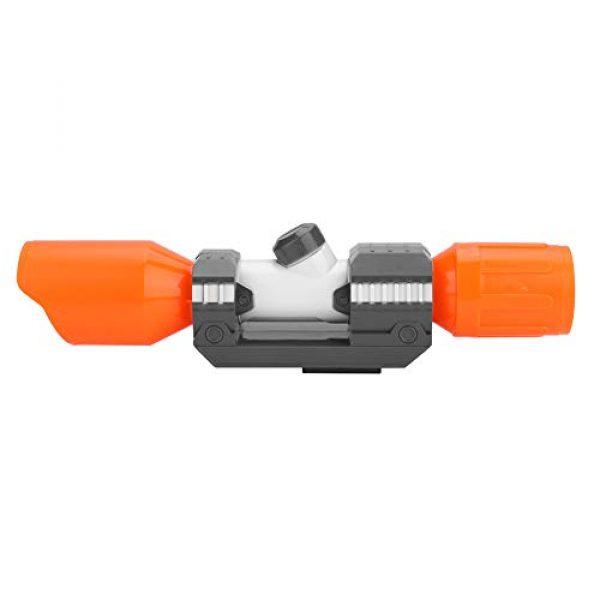 Yolispa Nerf Gun Scope 6 Yolispa Scope Sight Attachment with Reticle Accessory for Modify Toy Accessories