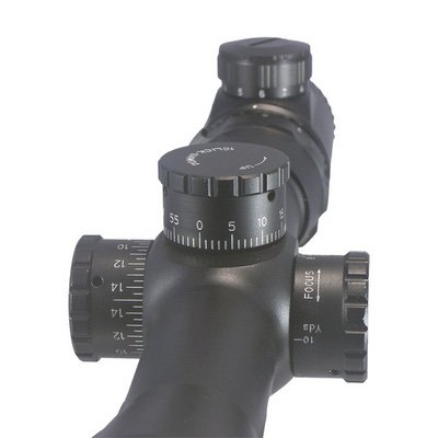 TufForce Rifle Scope 2 TufForce 3-12X40 Full Size Scope with Built-In Retical Leveler SF312-40AS1MW