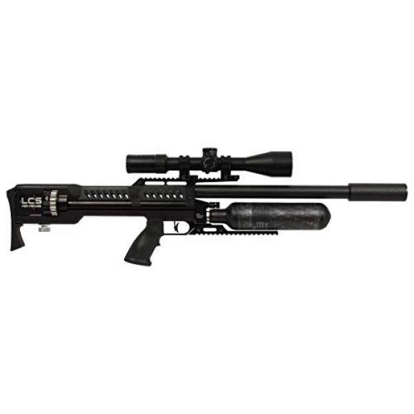 LCS Air Rifle 2 LCS Air Arms SK-19 Full-/Semi-Automatic PCP Air Rifle in .25 Caliber (6.35mm)