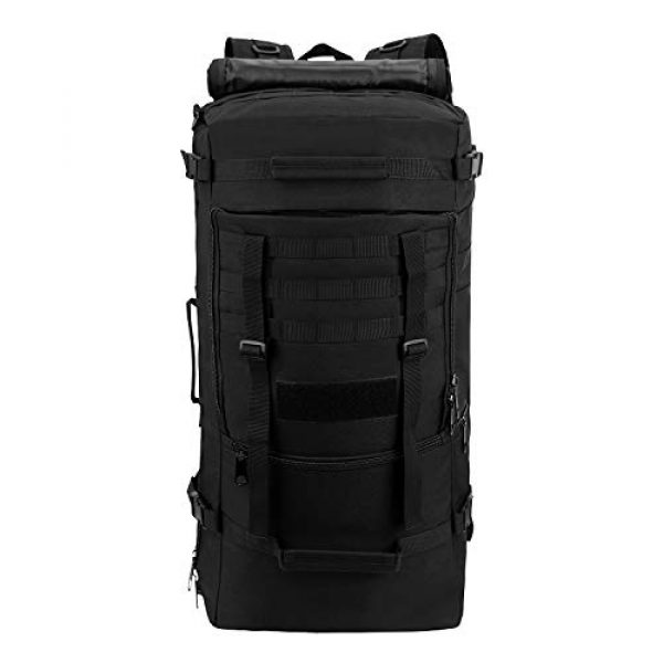 YOMEGO Tactical Backpack 2 YOMEGO Large Capacity Tactical Backpack Travel Rucksack Bag, Great Outdoor Duffle Bag for Men and Women, 60L