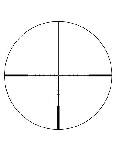 Trijicon Rifle Scope 5 Trijicon AccuPoint 4-24x50 Riflescope with Green Dot and MOA Ranging Crosshair Reticle, 30mm Tube