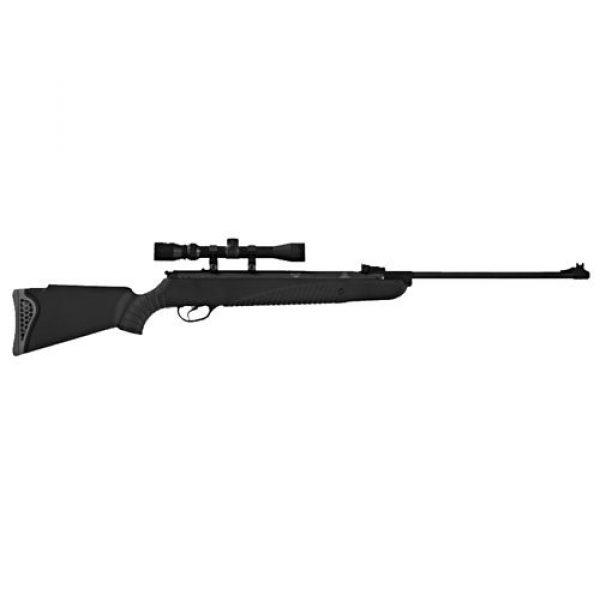 Hatsan Air Rifle 1 Hatsan Model 85 Spring Combo .177cal Airgun, Black