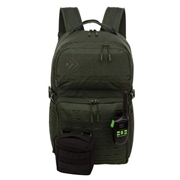 Outdoor Products Tactical Backpack 2 Outdoor Products Bail Out Day Pack