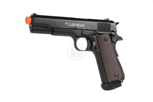 ASG Airsoft Pistol 1 ASG STI Lawman Airsoft Pistol