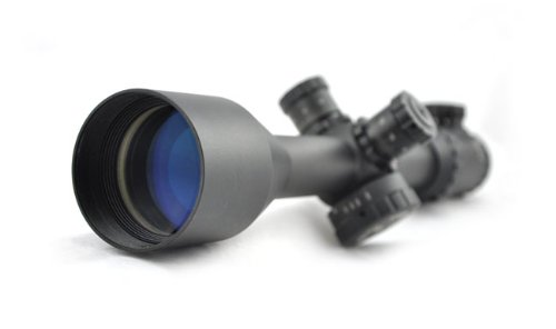 Visionking Rifle Scope 2 Visionking Rifle Scope 4-16x50 Side Focus Mil-dot Hunting Tactical Riflescope (Black)