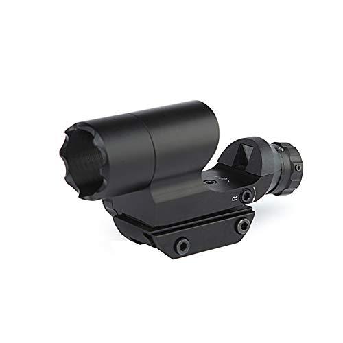 DJym Rifle Scope 2 DJym HD120 Shockproof Waterproof Red Dot Sight Riflescope (22MM Rail)