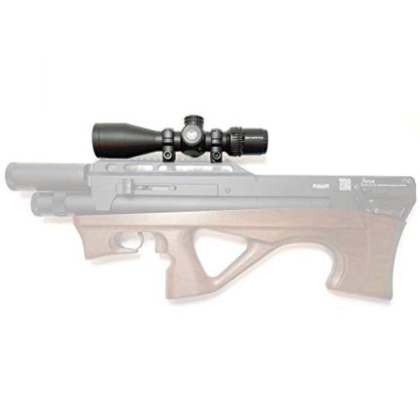 Vector Optics Rifle Scope 7 Vector Optics Veyron 3-12x44mm, 1/10 MIL, 30cm Tube, First Focal Plane (FFP) Ultra Short Riflescope
