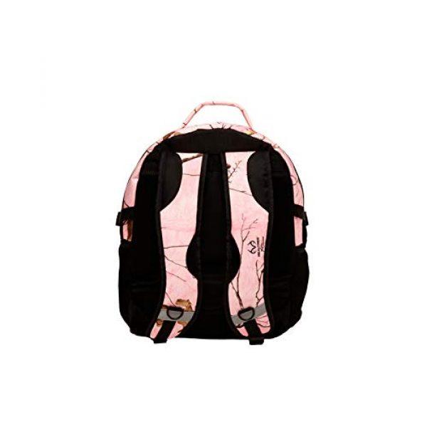 geckobrands Tactical Backpack 2 geckobrands Optivate RT18 Realtree Camouflage Backpack for School & Work