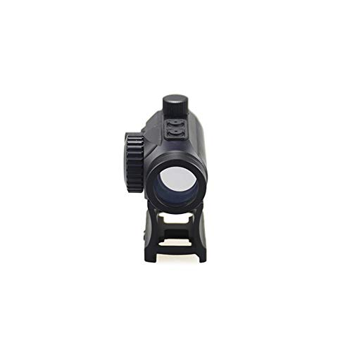 DJym Rifle Scope 4 DJym in The Red Dot Sight, M1 Hollow-Height Bracket Applies to Rifle Scopes, Waterproof and Shockproof Anti-Fog Sight