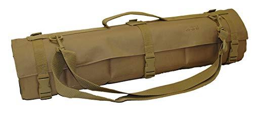 Boyt Harness Tactical Shooting Mat 1 Boyt Harness Bob Allen Tactical Shooting Mat, Tan, Left/Right