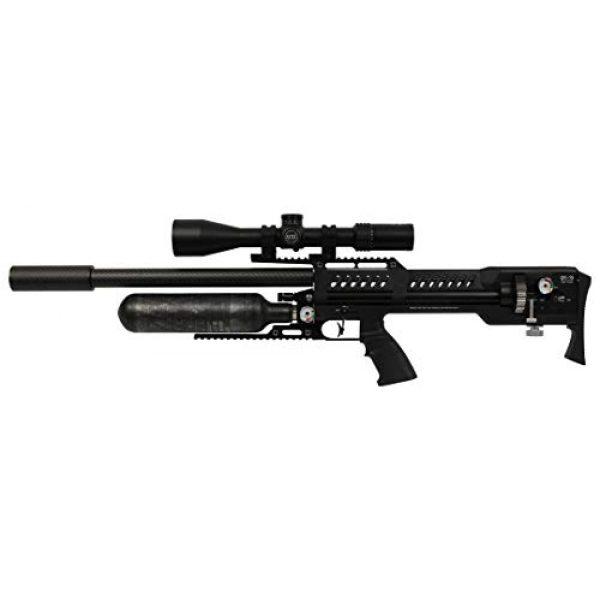 LCS Air Rifle 3 LCS Air Arms SK-19 Full-/Semi-Automatic PCP Air Rifle in .25 Caliber (6.35mm)