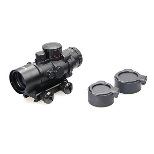 ZHRLQ Rifle Scope 2 ZHRLQ 3X Lens Optical Sight, Shockproof, Waterproof and Anti-Fog Adjustable Field of View, HD Bird Finder Accessories