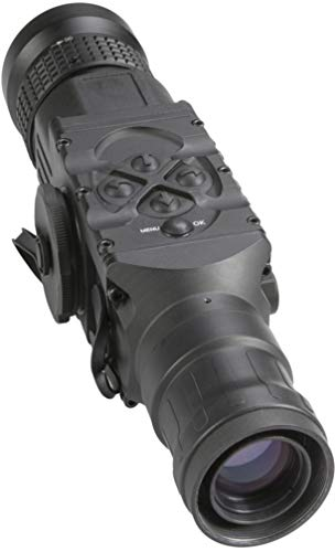 AGM Global Vision Rifle Scope 3 AGM 3093456006AN51 Model Anaconda TC50-384 Medium Range Thermal Imaging Clip-On System, 336x256 (60 Hz) Resolution, 50mm Lens, 1x Optical Magnification, Field of View 7.8°x5.9°