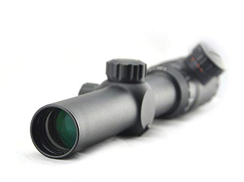 Visionking Rifle Scope 1 Visionking Rifle Scope 1.25-5x26 Riflescopes for IR (Black)