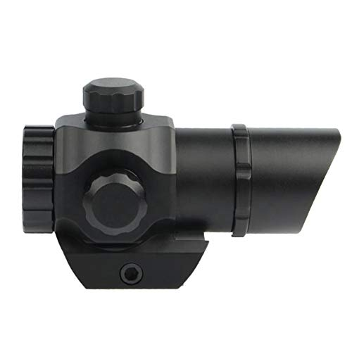 UELEGANS Rifle Scope 2 UELEGANS Tactical red dot Sight Scope 1X22 Adjustable Reflex Red/Green dot Holographic Sight for 20mm Rail